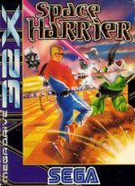 Sega 32X - Space Harrier