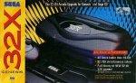 Sega 32X - Sega 32X US Console Boxed