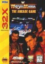 Sega 32X - WWF Wrestlemania - The Arcade Game