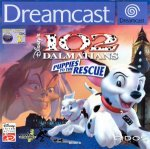 Sega Dreamcast - 102 Dalmatians Puppies to the Rescue