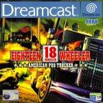 Sega Dreamcast - 18 Wheeler American Pro Trucker