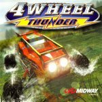 Sega Dreamcast - 4 Wheel Thunder