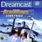 Sega Dreamcast - AeroWings 2 - Airstrike