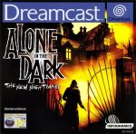 Sega Dreamcast - Alone in the Dark - The New Nightmare