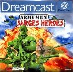 Sega Dreamcast - Army Men - Sarges Heroes