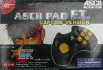 Sega Dreamcast - Sega Dreamcast ASCII Pad FT Capcom Edition Boxed