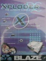 Sega Dreamcast - Sega Dreamcast Blaze Exploder Boxed