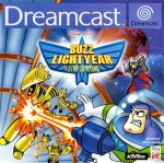 Sega Dreamcast - Buzz Lightyear of Star Command