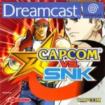 Sega Dreamcast - Capcom vs SNK