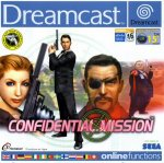 Sega Dreamcast - Confidential Mission