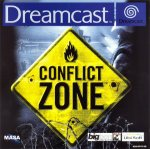 Sega Dreamcast - Conflict Zone - Modern War Strategy