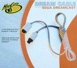 Sega Dreamcast - Sega Dreamcast Controller Extension Cable Boxed