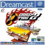 Sega Dreamcast - Crazy Taxi 2