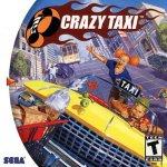 Sega Dreamcast - Crazy Taxi (US)