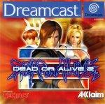 Sega Dreamcast - Dead or Alive 2