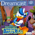 Sega Dreamcast - Donald Duck - Quack Attack