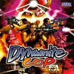 Sega Dreamcast - Dynamite Cop