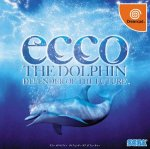 Sega Dreamcast - Ecco the Dolphin - Defender of the Future