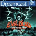 Sega Dreamcast - Evil Dead - Hail to the King