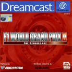 Sega Dreamcast - F1 World Grand Prix 2