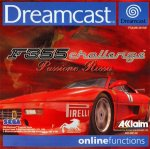 Sega Dreamcast - F355 Challenge - Passione Rossa