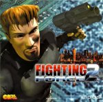 Sega Dreamcast - Fighting Force 2