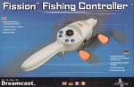 Sega Dreamcast - Sega Dreamcast Fission Fishing Controller Boxed