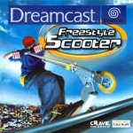 Sega Dreamcast - Freestyle Scooter