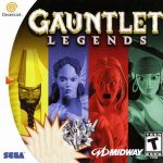 Sega Dreamcast - Guantlet Legends