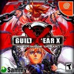 Sega Dreamcast - Guilty Gear X