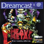 Sega Dreamcast - Heavy Metal - Geomatrix