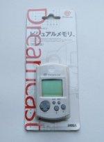 Sega Dreamcast - Sega Dreamcast Japanese Visual Memory Unit Boxed