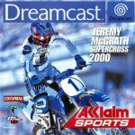 Sega Dreamcast - Jeremy McGrath Supercross 2000