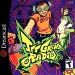 Sega Dreamcast - Jet Grind Radio