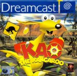 Sega Dreamcast - Kao the Kangaroo