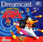 Sega Dreamcast - Looney Tunes - Space Race