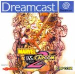 Sega Dreamcast - Marvel vs Capcom 2 - The New Age of Heroes