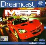 Sega Dreamcast - Metropolis Street Racer