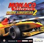 Sega Dreamcast - Monaco Grand Prix Racing Simulation 2