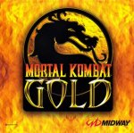 Sega Dreamcast - Mortal Kombat Gold