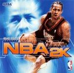 Sega Dreamcast - NBA 2K