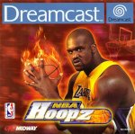 Sega Dreamcast - NBA Hoopz