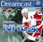 Sega Dreamcast - NHL 2K