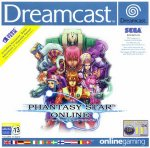 Sega Dreamcast - Phantasy Star Online