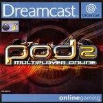 Sega Dreamcast - POD 2 Multiplayer Online