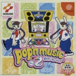 Sega Dreamcast - Pop N Music 2
