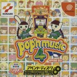 Sega Dreamcast - Pop N Music 4 Apend