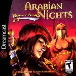 Sega Dreamcast - Prince of Persia - Arabian Nights