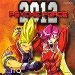 Sega Dreamcast - Psychic Force 2012