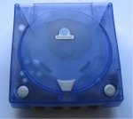 Sega Dreamcast - Sega Dreamcast Modified Purple Console Loose